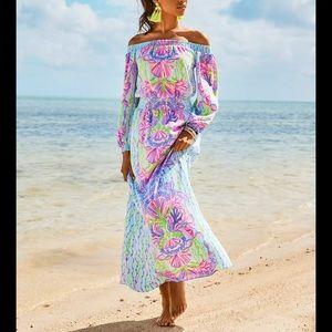 SOLD EBY Lilly Pulitzer Bria Maxi Dress